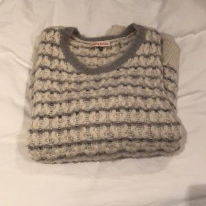 Rebecca Taylor wool/cashmere oversized sweater